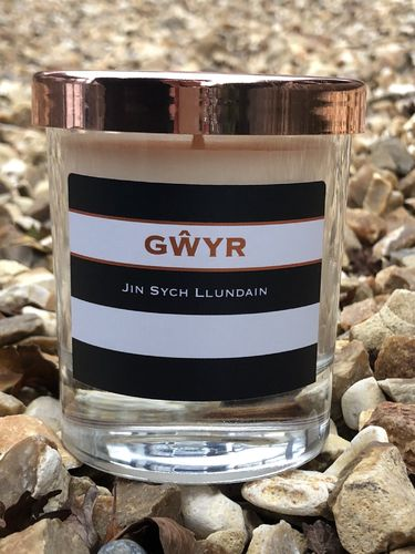 Gower Gin Botanical Candle
